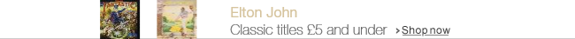Classic Elton under £5