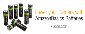 AmazonBasics Batteries