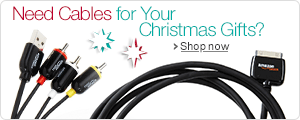 AmazonBasics Cables