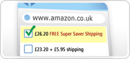 Competitive Pricing thanks to Fulfilment by Amazon