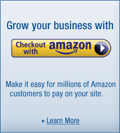 Grow your business with Checkout by Amazon