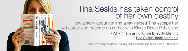 Tina Seskis has taken control over her own destiny