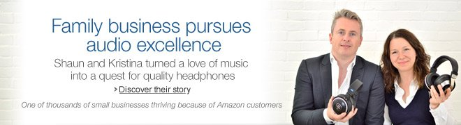 Family business pursues audio excellence