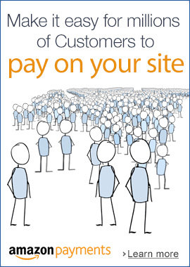 Grow your business with Amazon Payments