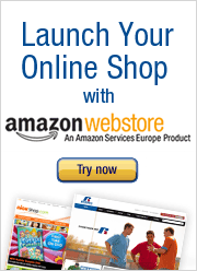 Launch Your Online Shop with amazon webstore