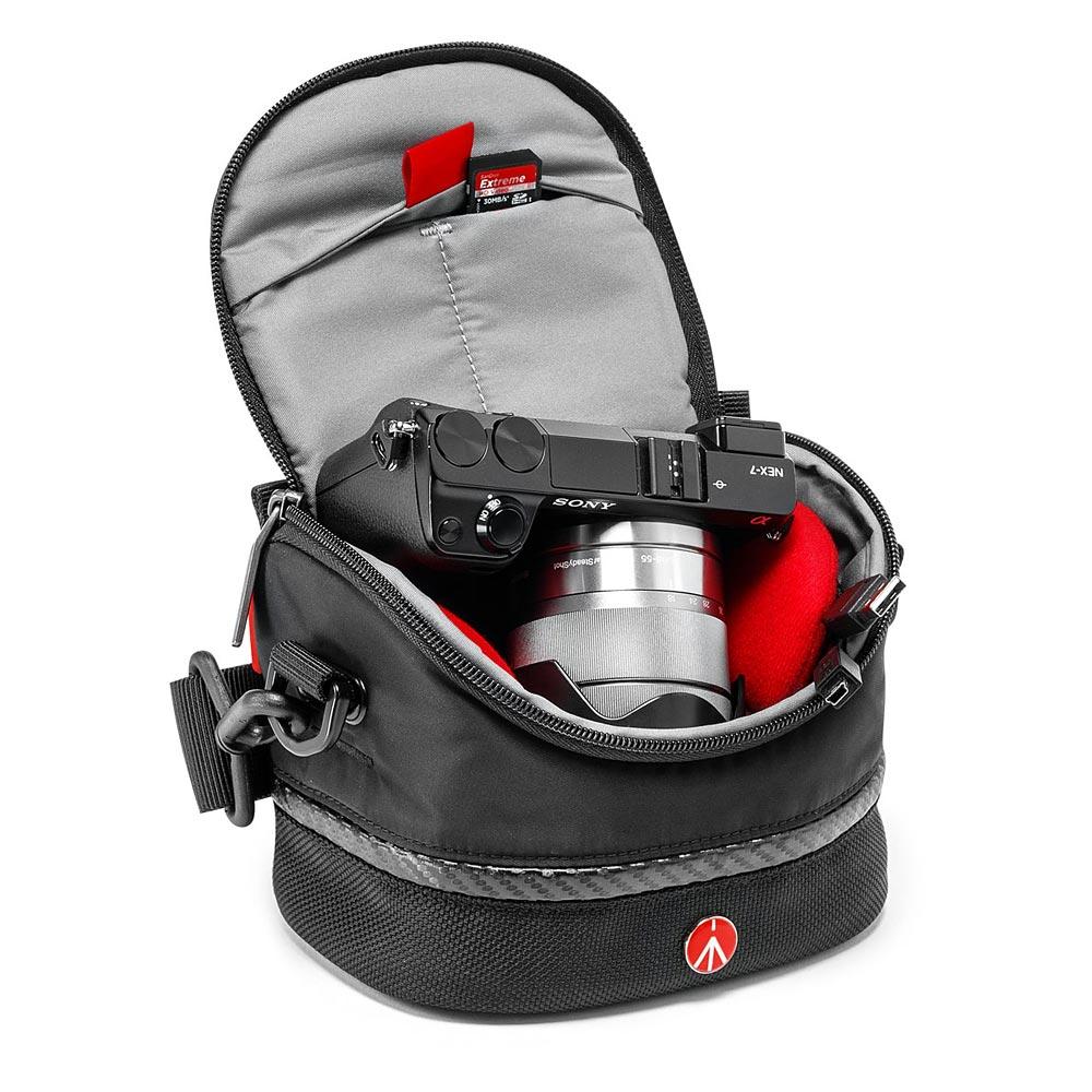 Manfrotto Camera Shoulder Bag Black 29