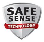 Fellowes Safesense Technology