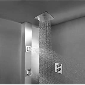 Grohe Rainshower F Series 27467000 Ceiling Shower Attachment 10 Inch Amazon