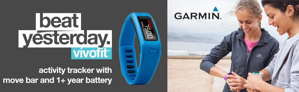 vivofit;activity;fitness;tracker;band