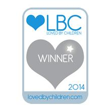 Loved by Children, winner 2014