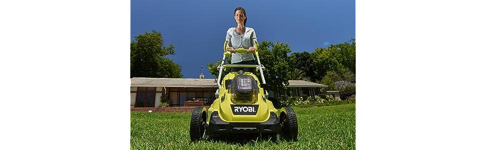 Fusion lawnmower