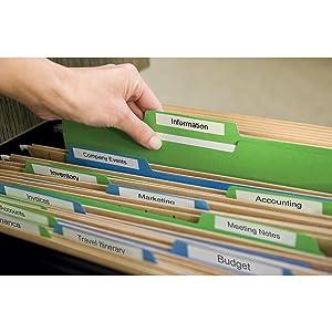 Labels, sorting, sort, folder, sort out