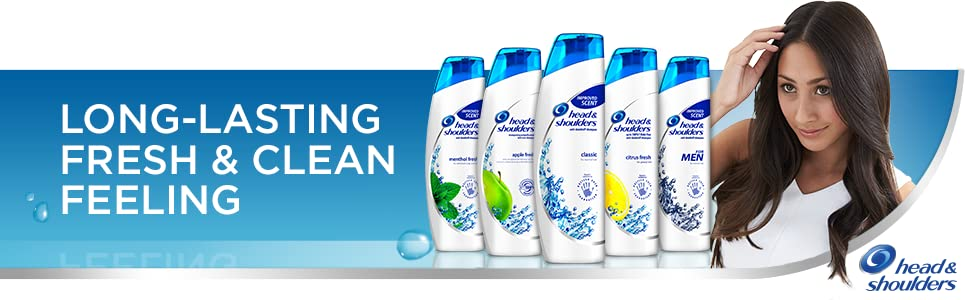 Head Shoulders Citrus Fresh Shampoo Head Shoulders Shampoo