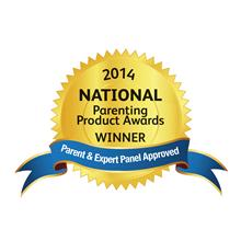 National parenting awards - winner 2014