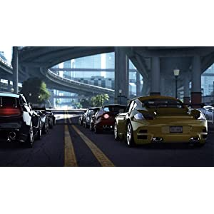 Welcome to the next generation of driving games