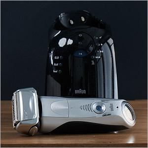 Braun 790cc-4 Electric Shaver with Cleaning Centre