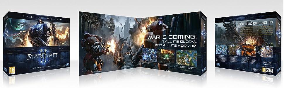 StarCraft II Battle Chest