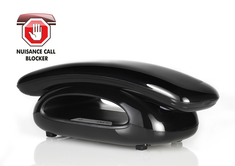 IDECT Phone Cordless Answer Machine Call Blocker Telephone Digital - Designer home phones