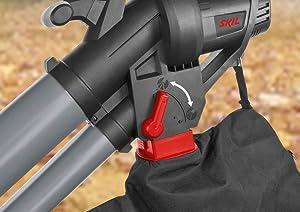 Skil 0791AB 3-in-1 blower, vacuum and mulcher