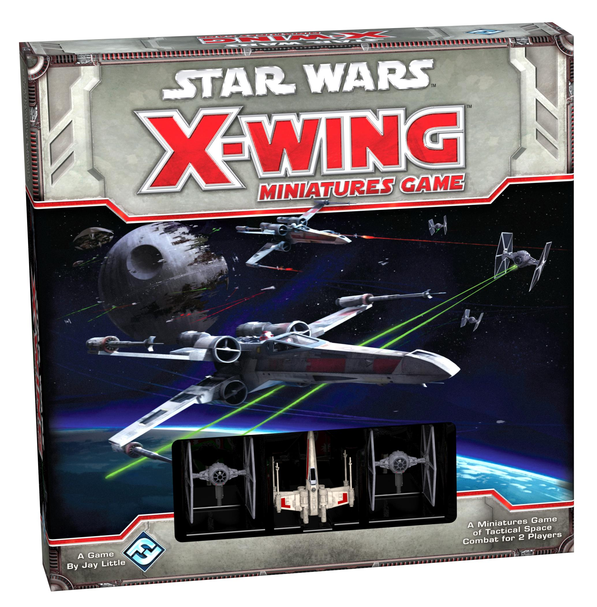 Star Wars X Wing Miniatures Game: Star Wars X-Wing Miniatures Game: Fantasy Flight Games