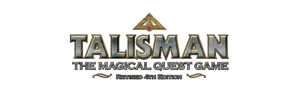 talisman revised fourth edition board game fantasy flight
