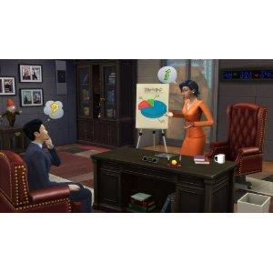 The Sims 4 Careers Update