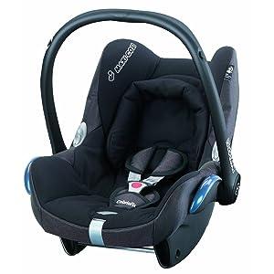 Maxi Cosi Cabriofix Baby Car Seat Black Reflection