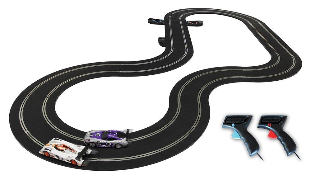Scalextric 1 32 Scale Continental Sports Cars Race Set