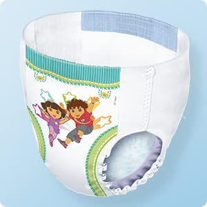 Pampers Easy Ups Nappy Pants
