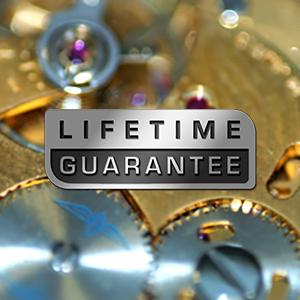 Rotary Lifetime Guarantee