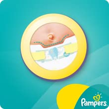 Pampers New Baby Nappies