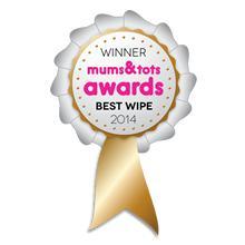 Winner, Best Wipes Mums & Tots Awards 2014