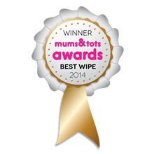 Winner, Best Wipes Mums & Tots Awards 2014