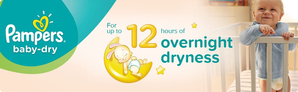 Pampers Baby Dry Nappies