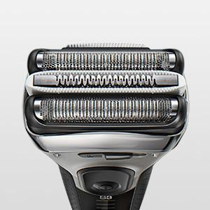 Braun Series 3 380/3080 Wet and Dry Electric Foil Shaver