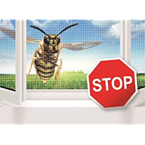 tesa tapes, tape, masking tape, adhesive tape, mosquito protection, insect protection, stop insects