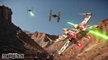 Take to the Skies in Epic Star Wars Dog Fights