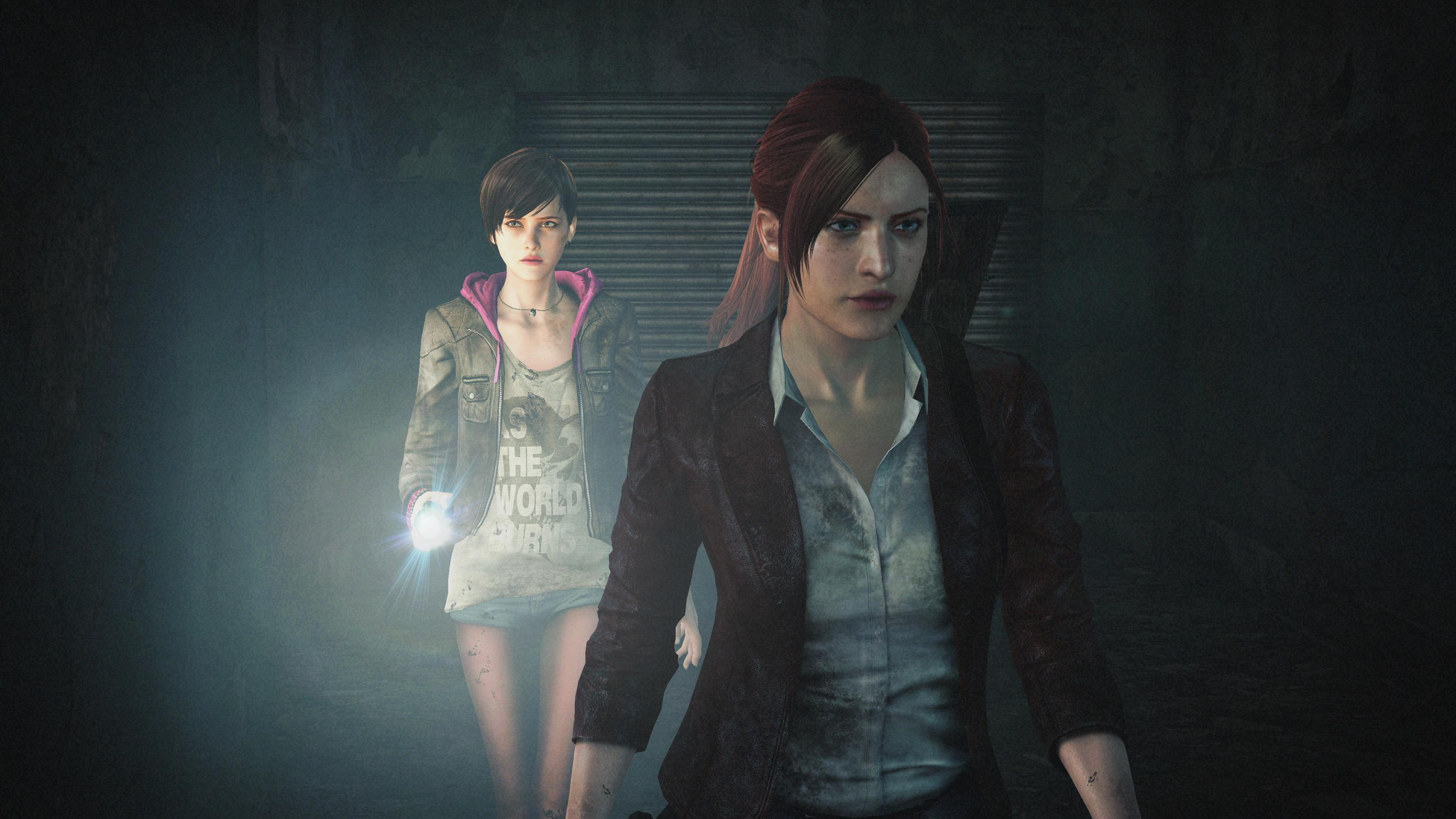 Ps4 Resident Evil Revelations 2 R2 Region 3 English Claire Redfield And Moira Burton