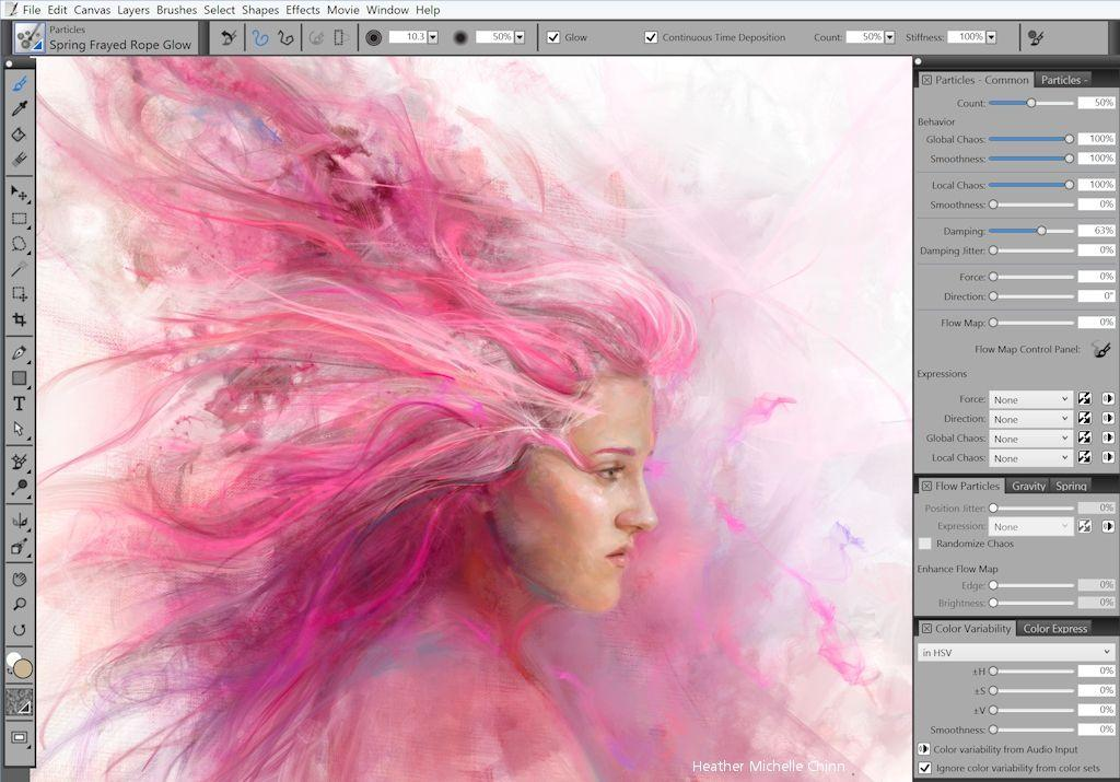 Corel Painter 2016 New Retail Boxed And Sealed Pc Mac Ebay