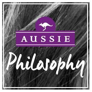 Aussie Mega shampoo and conditioner philosophy