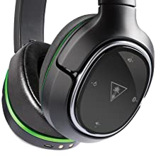 turtle beach xbox one headset, wireless headset, surround sound headset, easy to use controls