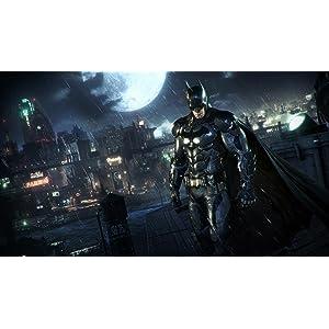 Explore Gotham City