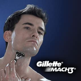 Gillette Mach3 Manual Blades