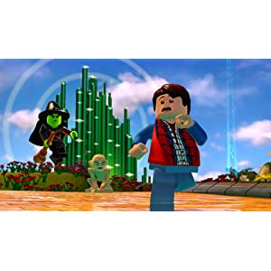 What is LEGO Dimensions?