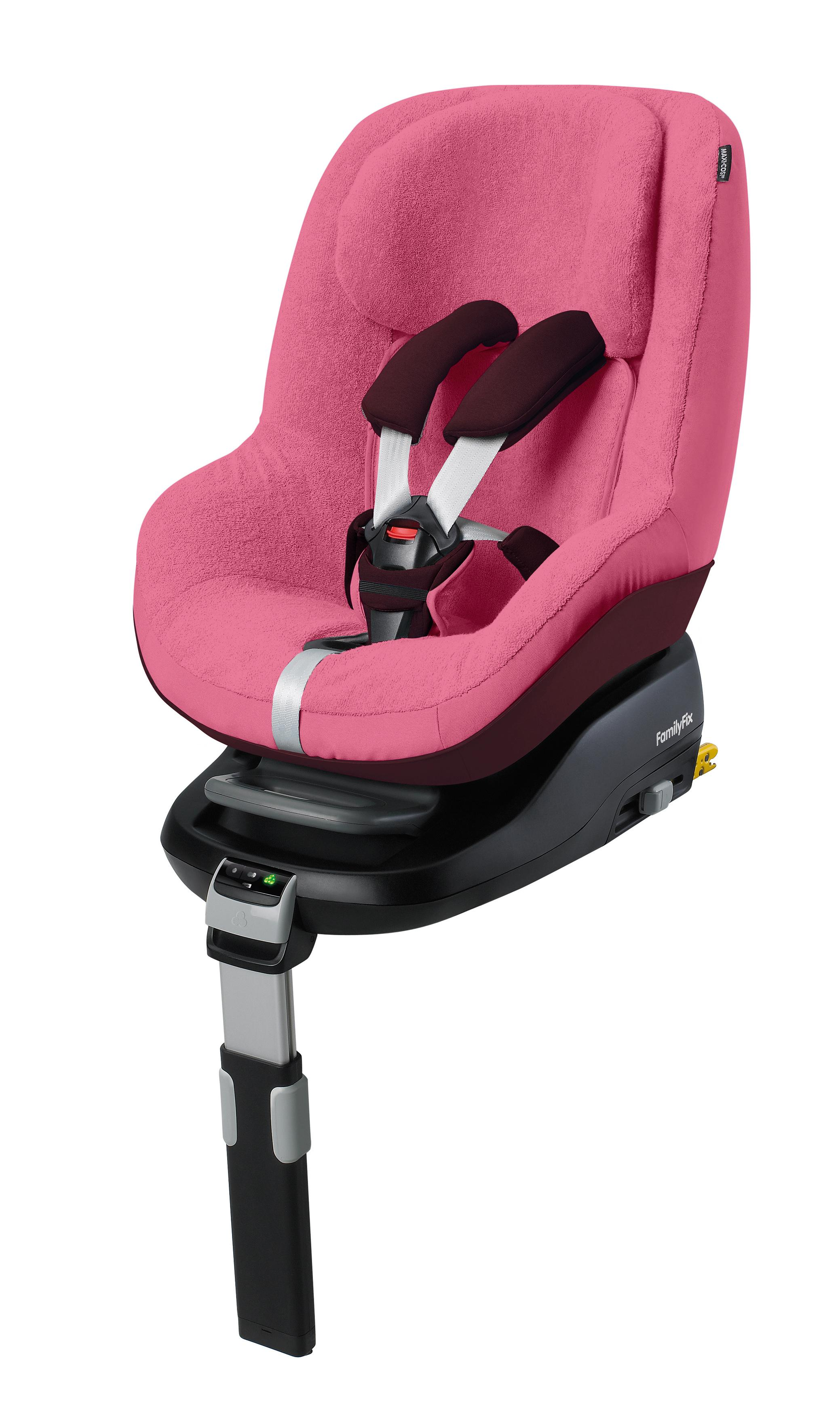 maxi cosi pearl 2 way pearl car seat summer cover pink. Black Bedroom Furniture Sets. Home Design Ideas