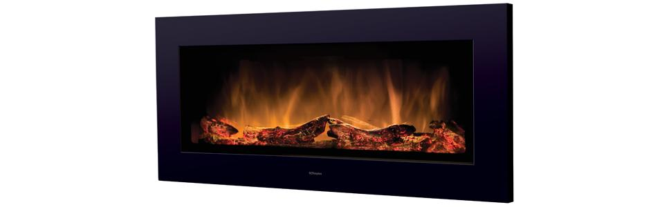Dimplex 2kW Wall Mounted Electric Fire