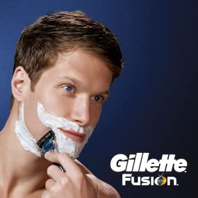 Gillette Fusion Manual Razor Blades