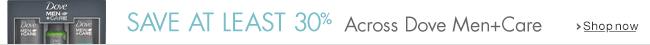 Save 30% Across Dove Men
