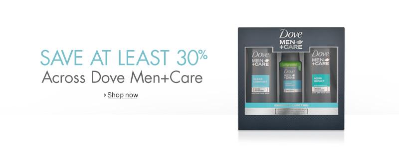 Save 30% Across Dove