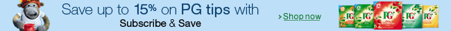 Pg Tips SnS